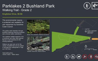 Bushland Park – Walking Trail